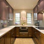 nice u shaped kitchen designs