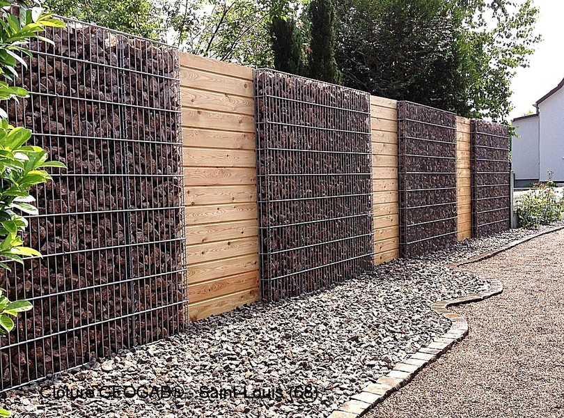 Privacy Fence Ideas-unusual wooden fences