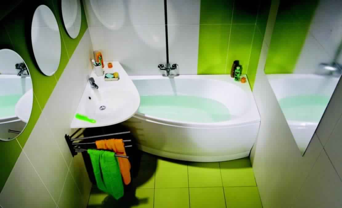 Smallest Bathtub Size-very small bathrooms