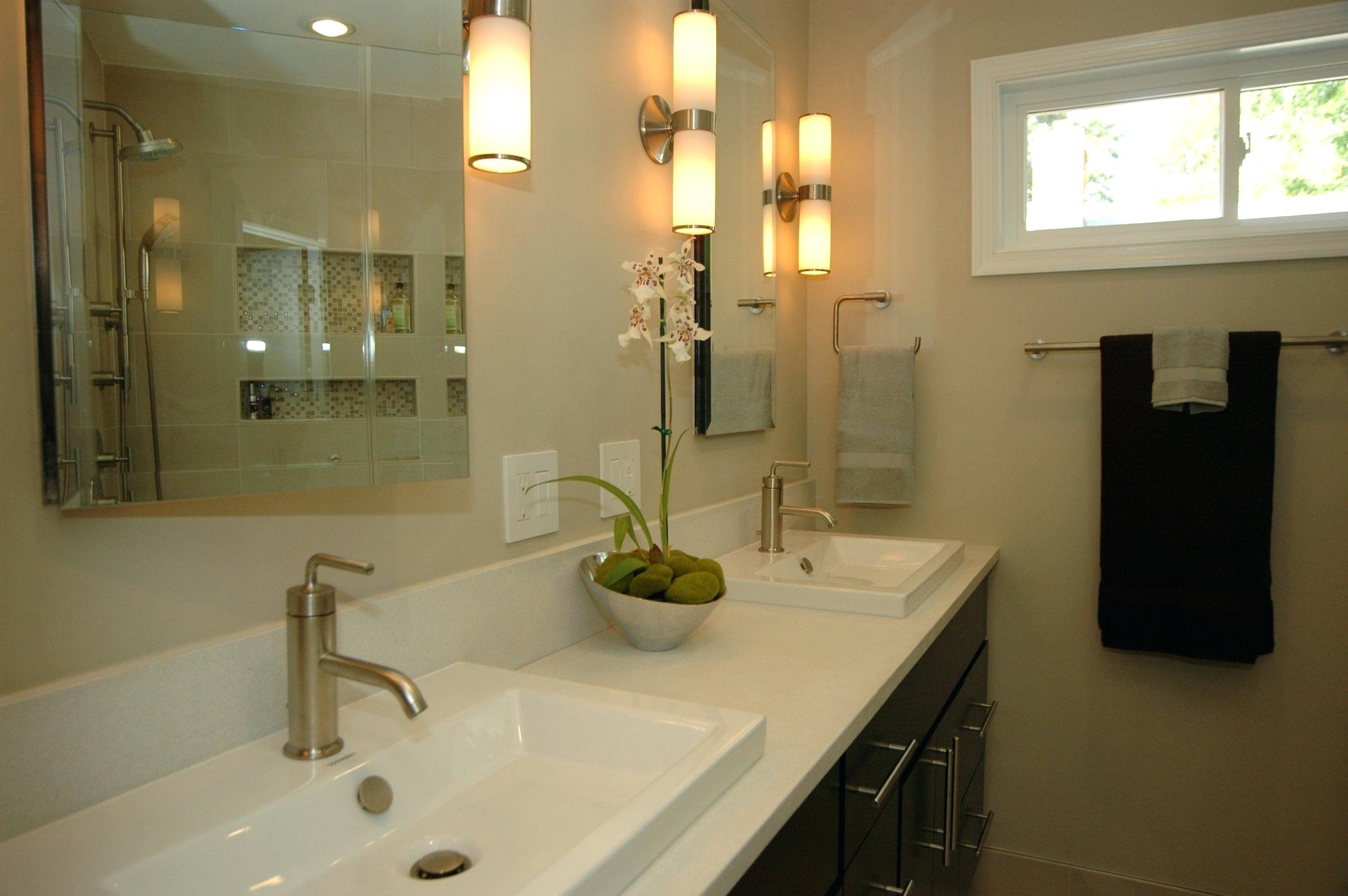 20+ Best Bathroom Lighting Ideas