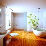 wood tile shower colors