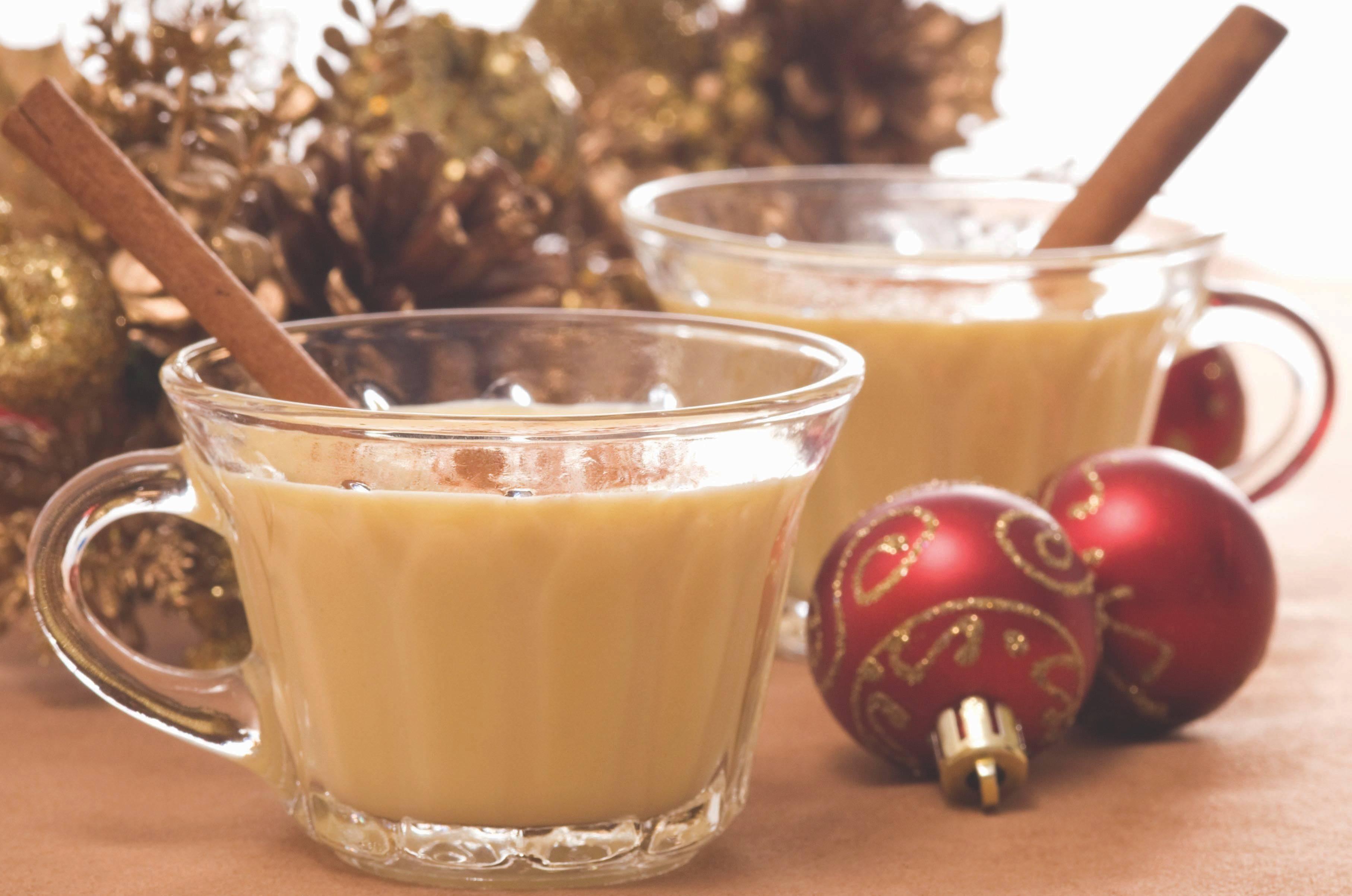 Christmas Punch - Amazing Eggnog