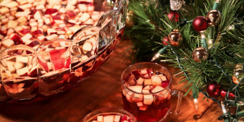 Christmas Punch - Apple Punch Juice