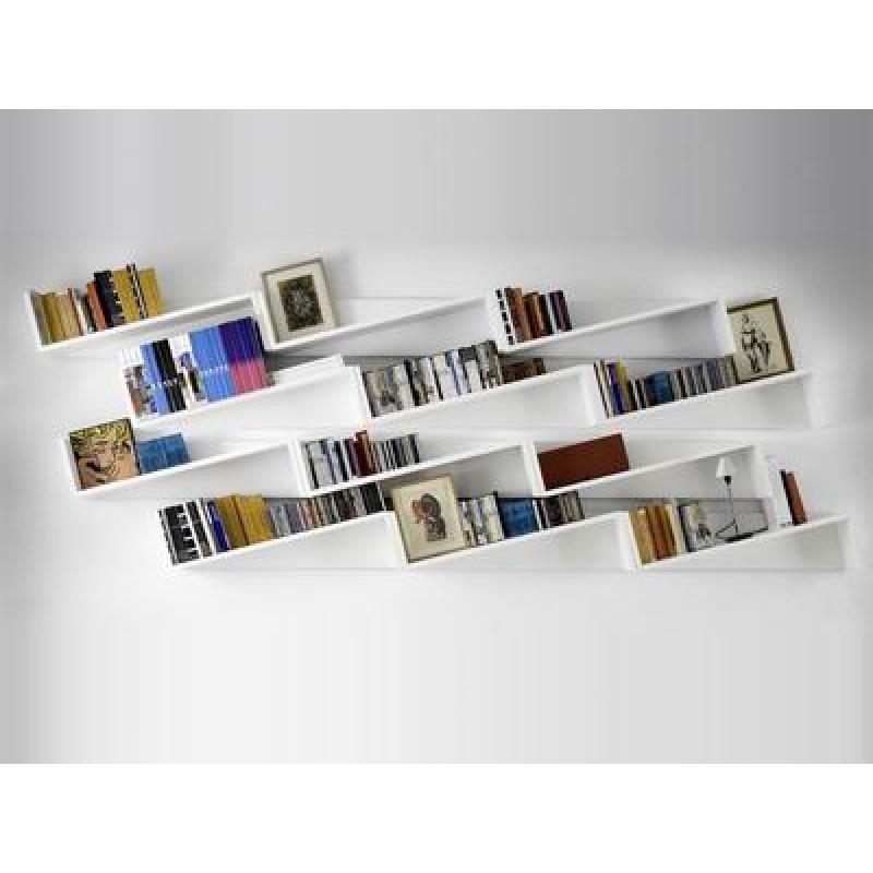 Hexagonal Wall Shelf - Beautiful shelf painting curtain wall