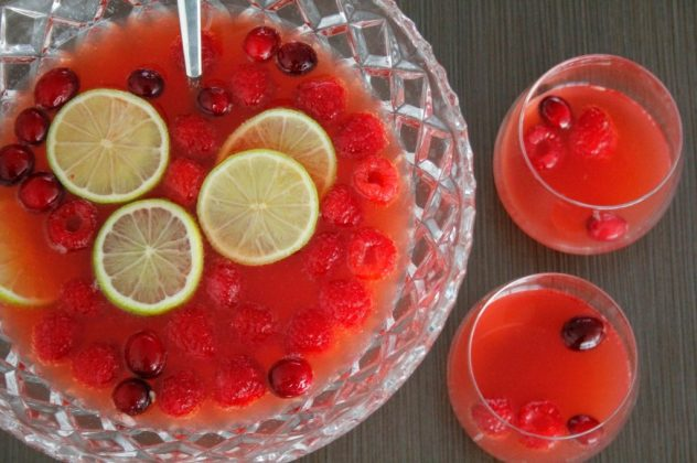 Christmas Punch - Christmas Punch Fruits