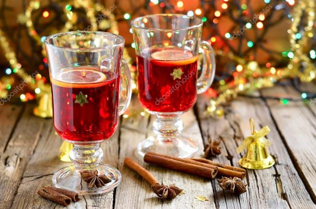 Christmas Punch - Christmas punch juices