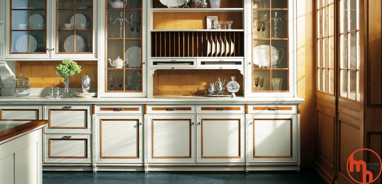 Rustic Kitchen Cabinets - Classic Kitchen Design
