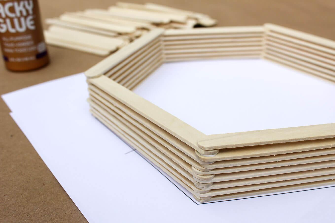 Hexagonal Wall Shelf - Hexagon Shelves best idea