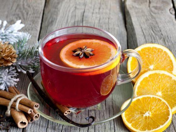 Christmas Punch - Lemon Punch