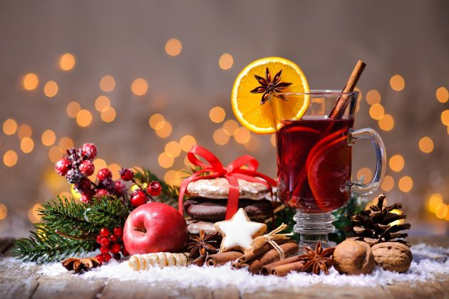 Christmas Punch - Mulled Wine