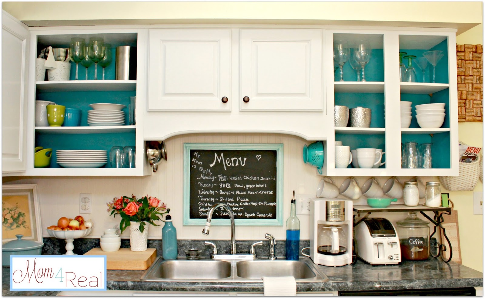 Rustic Kitchen Cabinets - Open Kitchen Cabinets