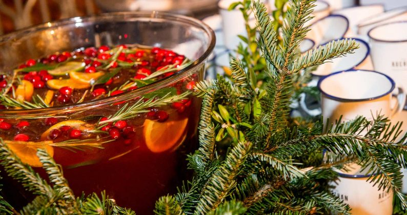 Christmas Punch - Pepper Christmas Punch