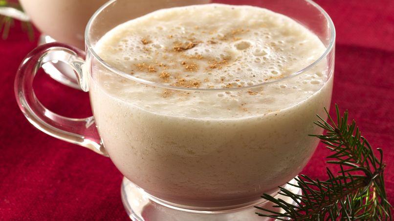 Christmas Punch - Rich Creamy Eggnog