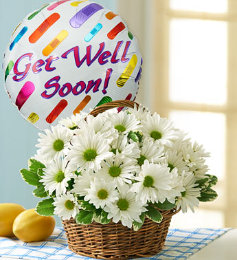 Get Well Soon Flowers ideas