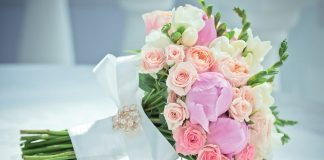 anniversary flower bouquets ideas