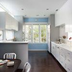 best blue kitchen walls