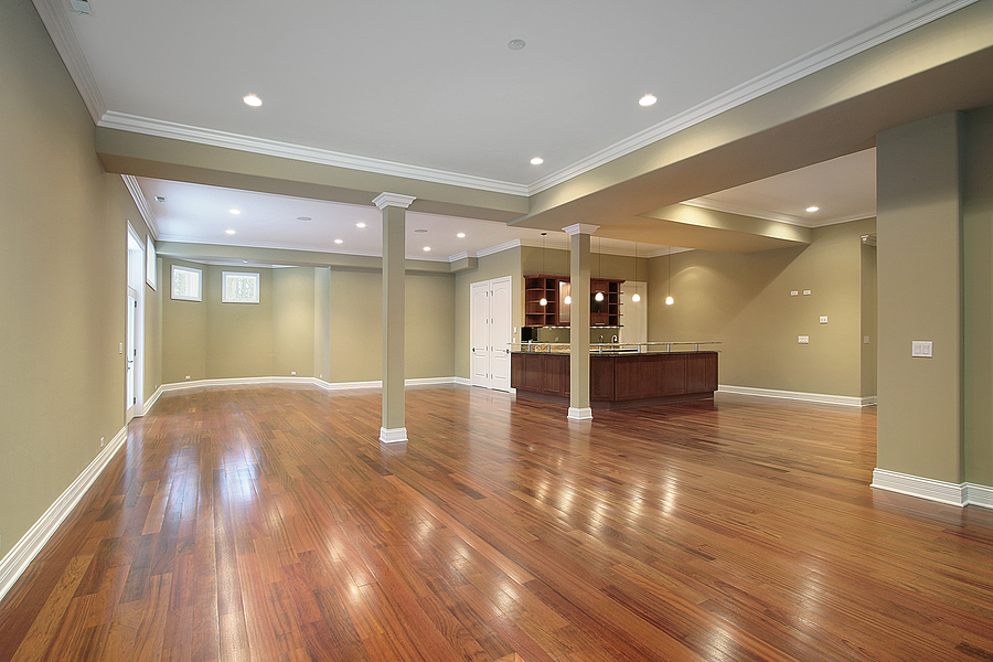 new finished basement ideas