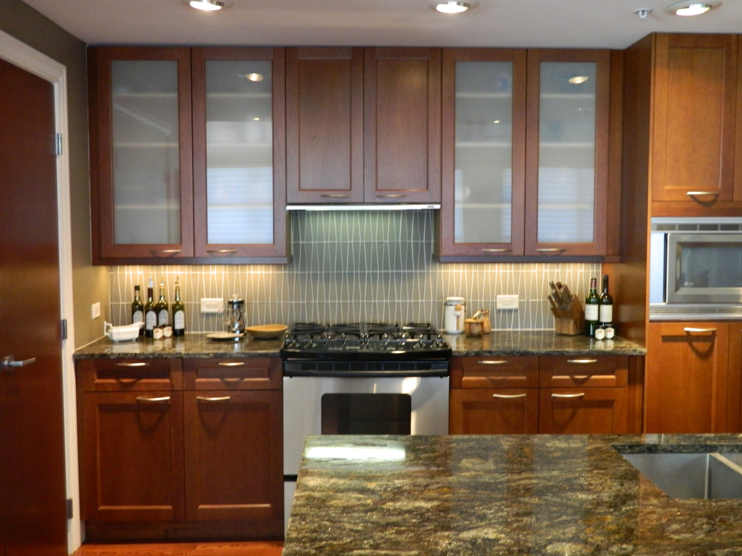 Rustic Kitchen Cabinets - Glass Kitchen Cabinets Doors – Federicorosa with regard to Kitchen Glass Cabinet