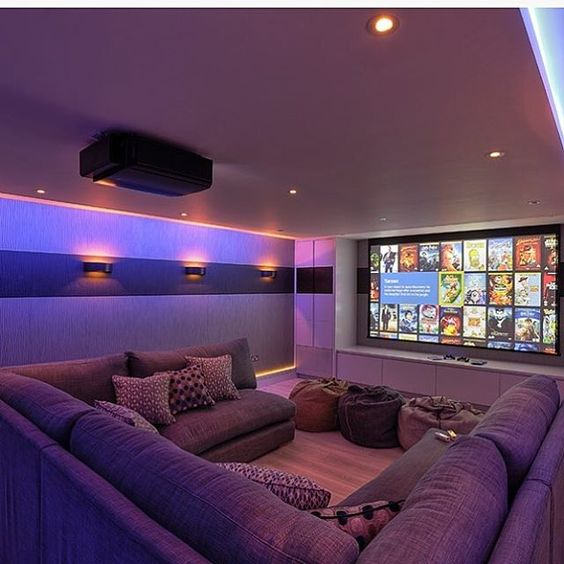 amazing home theater design 14