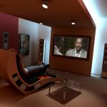 cool home theater design