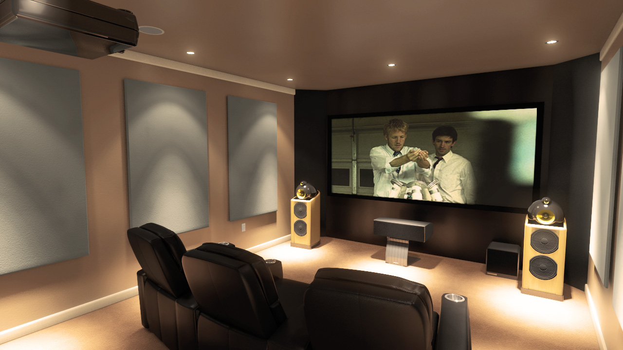 20 best home theater design plans ideas and tips decor or design - Home theater design ideas and tips ...