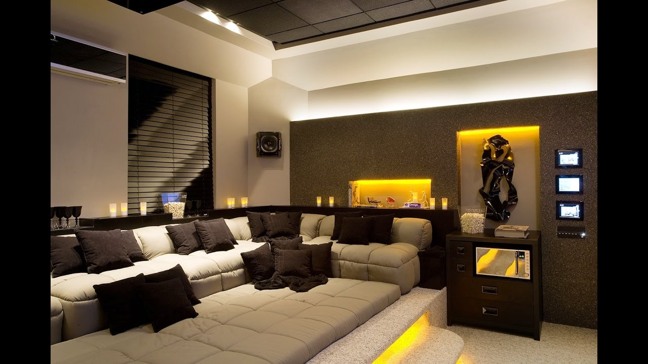 20 best home theater design plans ideas and tips for Interior design ideas home theater