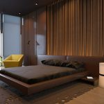 new modern master bedroom
