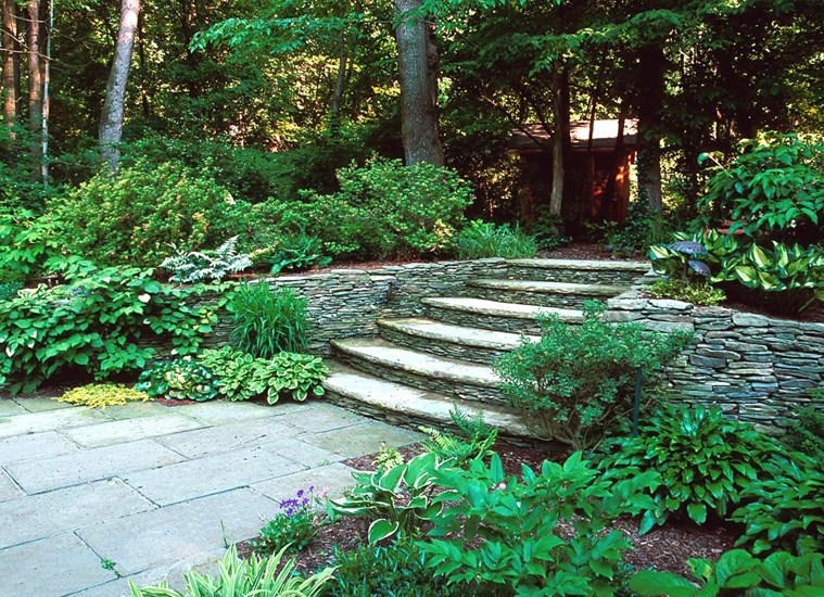 amazing stone patio ideas
