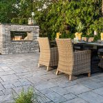 cool stone patio ideas