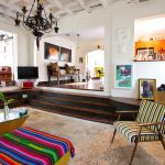 sunken living room designs