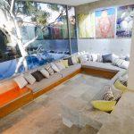 sunken living room ideas