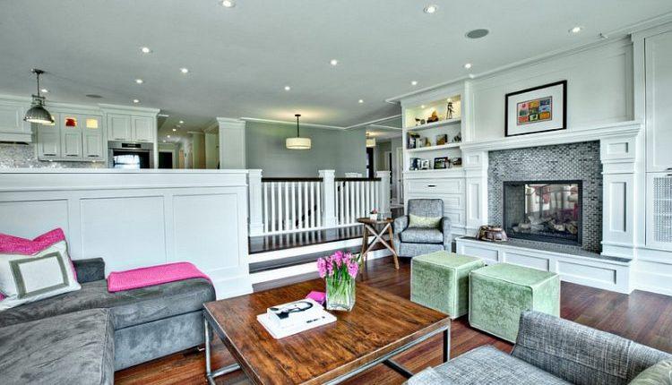 amazing sunken living room ideas 25
