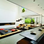 best sunken living room