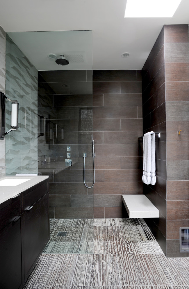 walk-in showers ideas