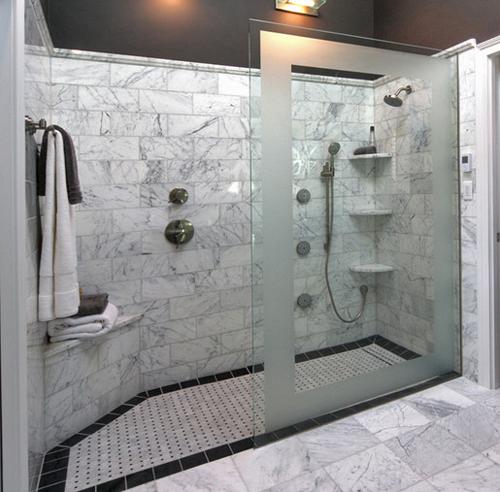 Best Walk-In Showers Design Ideas
