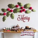 new Christmas wall decor ideas