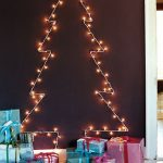 nice Christmas wall decor ideas