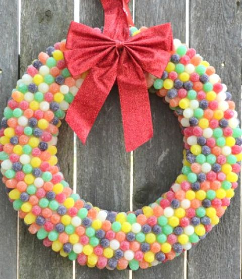 Christmas wreath ideas 2017