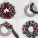 cool Christmas wreath ideas