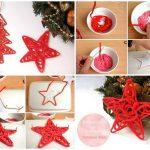 DIY Christmas decorations tips