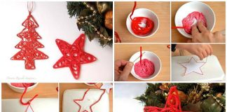 DIY Christmas decorations tips