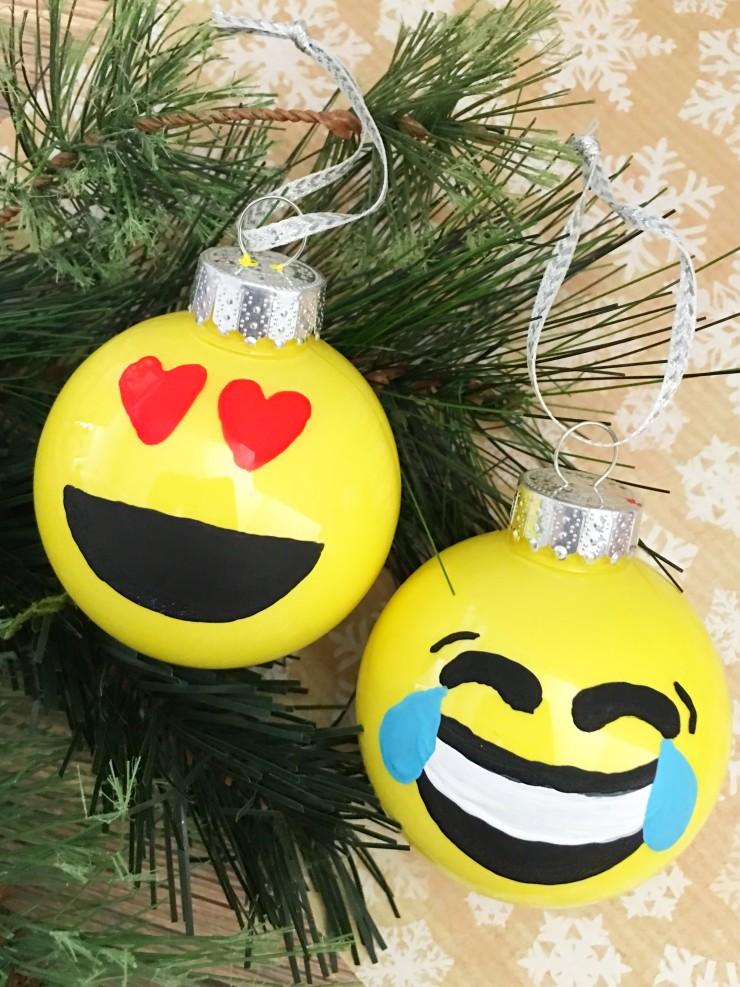 DIY Christmas tree decorations ideas