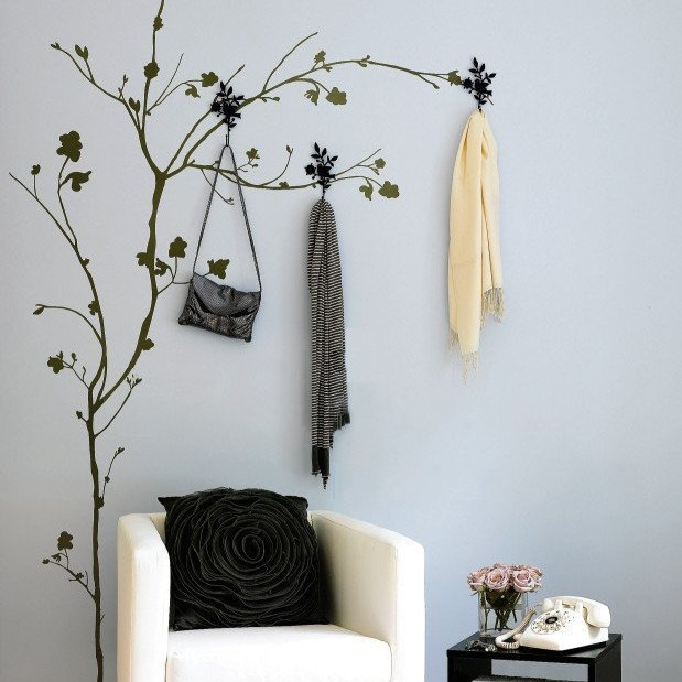 Tree coat rack ideas