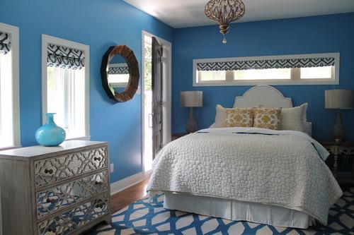 nice Mediterranean master bedroom ideas