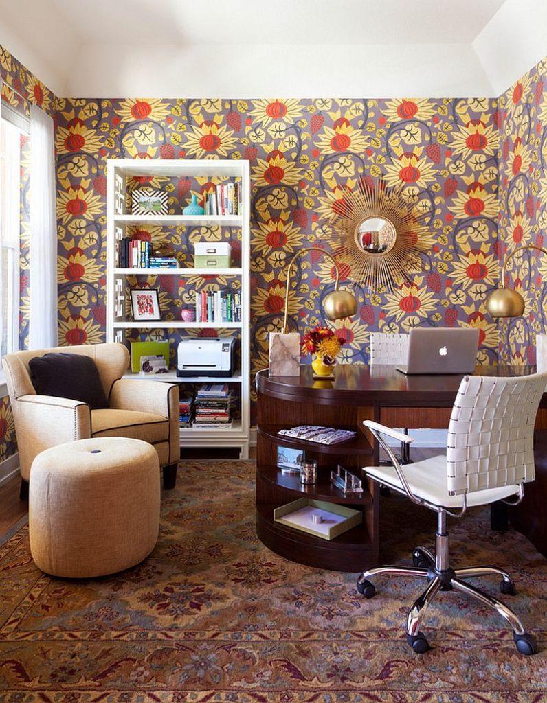 best Midcentury home office ideas