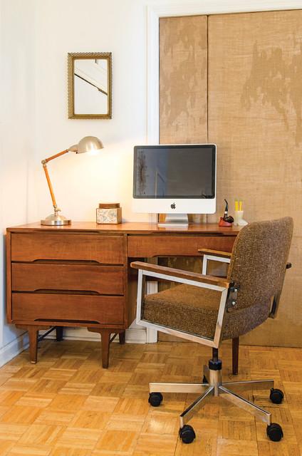 best Midcentury home office ideas 14