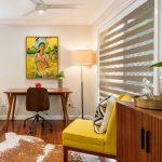 nice Midcentury home office ideas