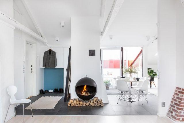 new Scandinavian foyer ideas