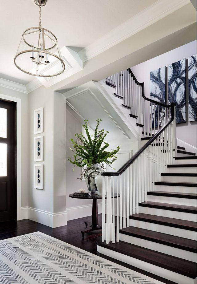 nice Scandinavian foyer ideas