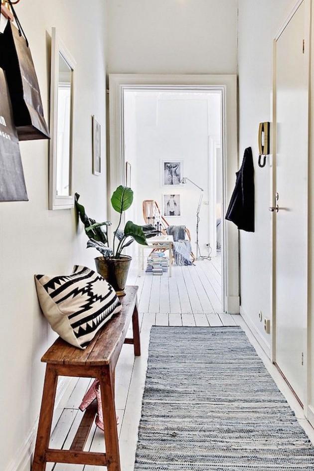 best Scandinavian foyer ideas